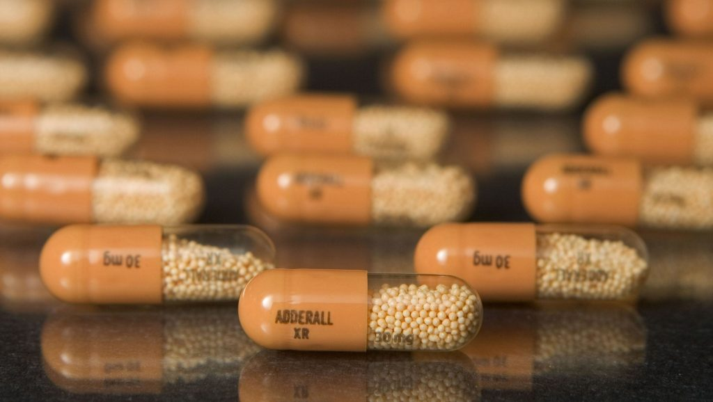 Adderall creates deficits in cognitive ability
